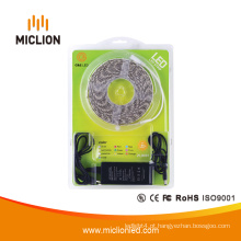 Faixa de luz LED 5m DC12V Tipo 5050 com Ce