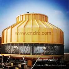 Torre de enfriamiento de acero de cristal de FRP