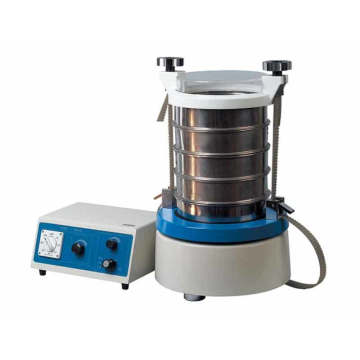 Laboratory Wqs Vibrating Sieve Machine, Vibrator with Sieve for Test