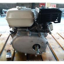 Moteur à essence de réduction 196cc / 6.5HP 1/2 (arbre de sortie - rainure de 3/16 pouce (19.05mm) 3/16)
