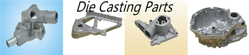 Die casting machined part