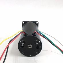 Elektrischer Fahrradbürstenloser DC-Ventilatormotor 24v des heißen Verkaufs des hohen Wirkungsgrades für Klimaanlage