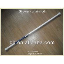 Mini chuveiro varas de cortina de tensão