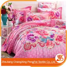 Практичный домашний текстиль печатных простыня ткани для домашнего хозяйства