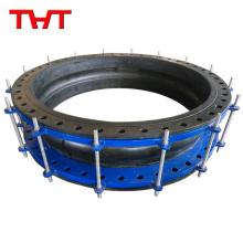 Manipulation sûre usage de l'eau de traitement des raccords de tuyauterie en fonte ductile Joint de démontage