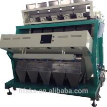 Máquina de reciclado de plástico Máquina de clasificación óptica de plástico de la serie CCD de la estabilidad estupenda