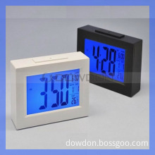 4 in 1 Fashion Digital Clock Alarm Clock and Desk Clock (CLOCK-02)
