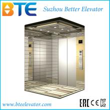 KC Stable и хорошее оформление Пассажирский лифт с малым машинным залом