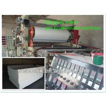 free foamed pvc board making machine