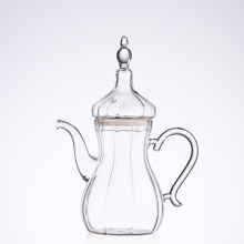 glass bottle china tea set glass custom water bottle glass tea pot with strainer