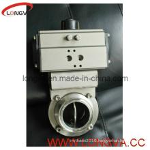 Double Acting Aluminium Air Torque Actuator