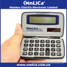 JS-8H 8 digit colorful mini pocket calculator gift calculator