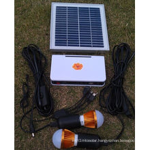 Solar Power Supply LED Light Lighting System with 2 Years Warranty