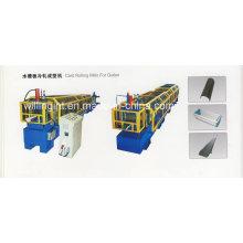 Machine de formage de rouleaux de tuyau de descente en acier