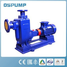 Centrifugal theory self priming irrigation water pumps