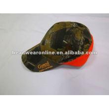 Модные бейсбольные кепки с капюшоном / бейсболки с камуфляжем