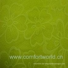 Tricot Beflockung Stoff für Sofa Möbel