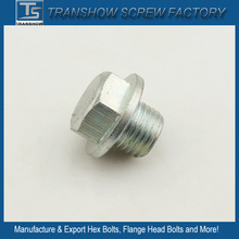 Galvanized Ms Big Head Flange Bolt