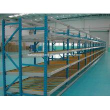 Warehouse Steel Flow Racking for Carton Storage