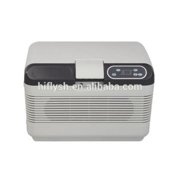 HF-AQ-12L (101) DC12-1-24V AC 220 V auto und hause doppelnutzung auto kühlschrank auto kühler (CE zertifikat)