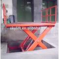 Height adjustable big load dock scissor lift
