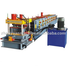 C section making machine, steel section roll forming machine
