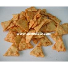 Snacks de grãos preferidos Crackers de arroz