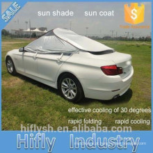 HF-SS8001 Nova chegada Sombrinha Carro pára-sol do carro casaco engraçado sombrinha de carro (certificado do CE)