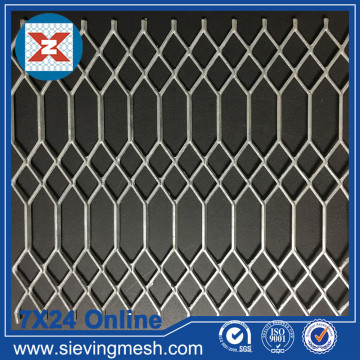 Panel Mesh Diperluas Hexagonal