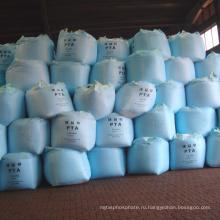 Промышленная чистая терефталевая кислота (порошок ПТА)