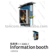Quiosque de informação
