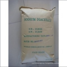 White Crystalline Food Preservative Sodium Diacetate Manufacture (SDA)