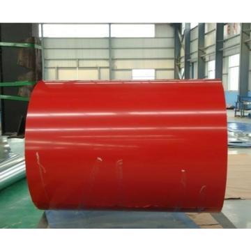 Revestimento de zinco Bobinas revestidas da cor de PPGI / PPGL (0.12-1.5mm) * (914-1250mm)