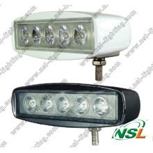 Lampe de travail à LED étanche Lampe de travail à LED pour la conduite de brouillard Lumière LED 15W LED Sot/Lumière d'inondation