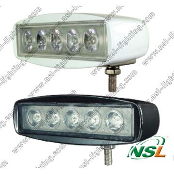Luz de trabajo LED a prueba de agua Luz de trabajo LED para conducción de niebla Luz LED 15W LED Sot / Flood Light