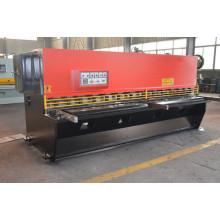 Qc12y 6x1500 elektrische Maschinen / manuelle Metallschneidemaschine