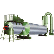 HZG Professional Metallurgy Rotary Kiln zum Verkauf