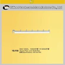 Factory clothes store display hanging hook crossbar hook metal scan hook