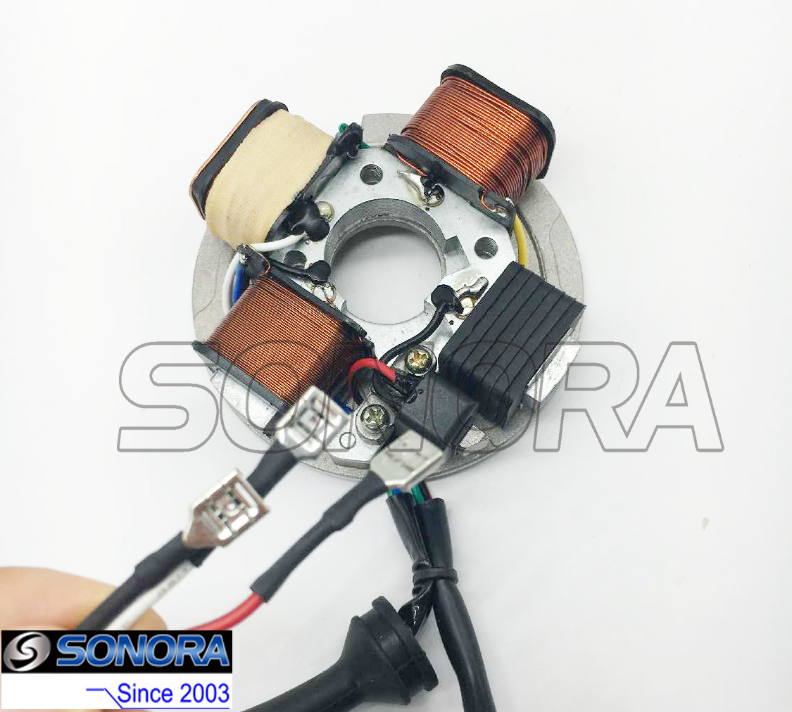Vespa PK50 Stator Replacement