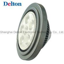 6W тонкий круглый светодиодный потолочный светильник (DT-TH-6B)