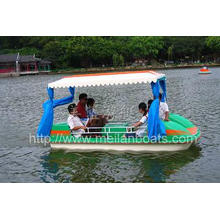 Pedal boat for 6