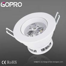 Lámpara de techo Led 3W