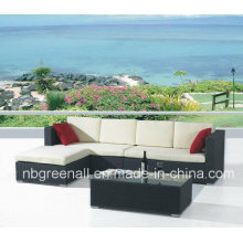 O mais atrasado elegante Patio Rattan Chat Group Furniture