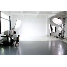 Indoor matte wear-resistant epoxy flat coating