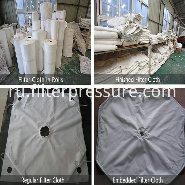 Plate Filter Press Cloth