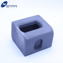 Acero suave ISO 1161 Recambios de esquina de contenedor de carga estándar