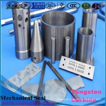 Micro carboneto de tungstênio de grão duro vestindo varas com diâmetro diferente