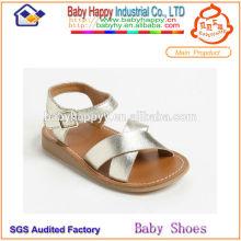 Sandalias de los niños de los zapatos de China del alibaba