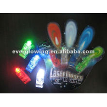 LED light finger beam