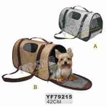 Pet Carrier Bag 42cm, 2 Colors Assorted